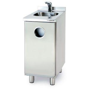 Håndvaskstasjon