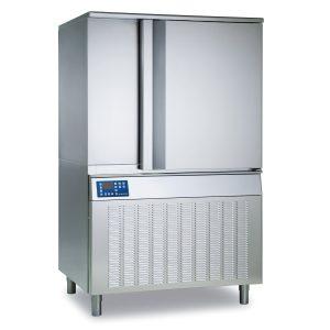 Hurtignedkjøler og hurtignedfryser for ovnskasetter