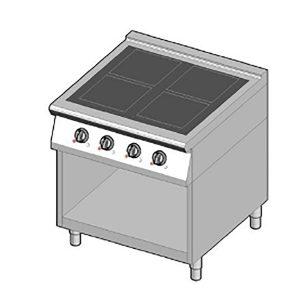 Metos Chef 850 restaurantserie